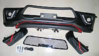 Toyota Hilux Revo 2014 бодикит , стиль TRD Sportivo