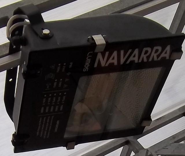 Прожектор  navarra Lux-NV 600