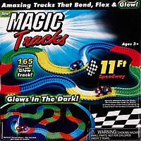Детская игрушечная светящаяся дорога Magic Tracks, детский развивающий конструктор, купить конструктор, трек