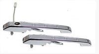 Комплект дверных ручек, Ваз 2108-099, хромированные King
