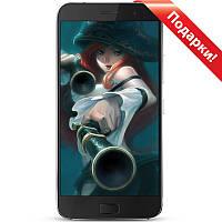 "Смартфон 5.5"" Lenovo ZUK Z1 IPS 3GB+64GB Серый 4 ядра Snapdragon Android 5.14100mAh + селfи в подарок"