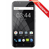 "Смартфон 5.5"" OUKITEL U22, 2GB+16GB Черный 4 ядра 2.5D изогнутый стеклянный экран камера 8 Мп Android 7.0"