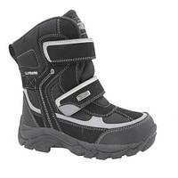 Термо ботинки сапоги детские подростковые зимние на мальчика B&G зимняя обувь  Размер 30