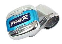 Ручка на рулевое колесо, синяя King TS-501