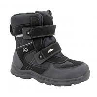 Термо ботинки сапоги подростковые детские зимние B&G зимняя обувь  Размеры 38