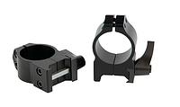 Кольцa быстросъемные Warne MAXIMA Quick Dedach Rings 30 мм Medium под Weaver/Picatinny