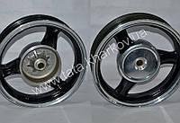 Диск задний 12-2.5 на 125/150CC литой                                                    (19 шлицов,барабанный тормоз) китайского скутера