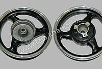 Диск задний 12-2.5 на 125/150CC литой                                            (19 шлицов,диск. тормоз) китайского скутера