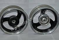 Диск задний 12-3.5 на 125/150CC литой                                               (19 шлицов,барабан. тормоз) китайского скутера