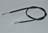 Трос спидометра 9D  Shtorm L-970mm (верх квадрат/внутренняя резьба,низ вилка/под болт) китайского скутера