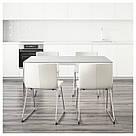ТОРСБИ / БЕРНГАРД стол и 4 стула, фото 2