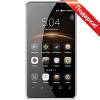 "☆Смартфон 5.7"" LEAGOO M8, 2GB+16GB Серый 4 ядра touch id 2.5D камера 8Мп 3500 mAh Android 6"