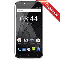 "Смартфон 5.5"" OUKITEL U22, 2GB+16GB Черный 4 ядра 2.5 D экран Камера 8 Мп Android 7 Nougat"