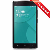 "Смартфон 5"" DOOGEE X5 MAX, 1GB+8GB Черный 4 ядра Touch ID 2 Sim 3G камера 5 Мп батарея 4000 mAh Android 6"