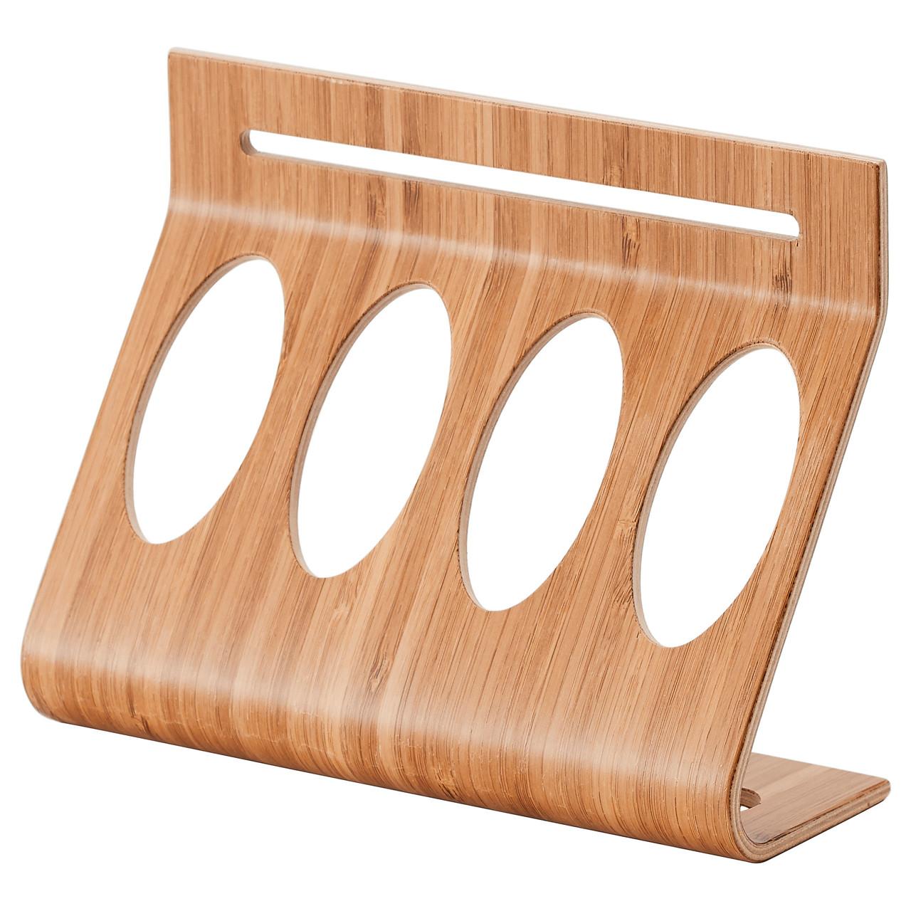 РИМФОРСА Подставка для контейнеров, бамбук, 802.962.67