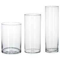 ЦИЛИНДР набор ваз,3 штуки