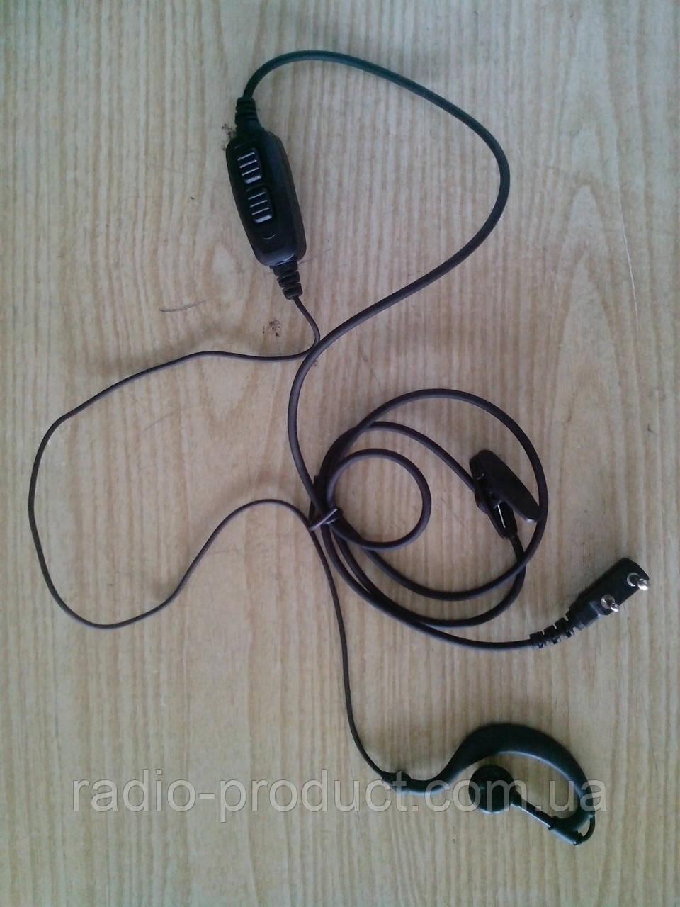 Гарнитура для радиостанции Baofeng UV-82, двойная PTT