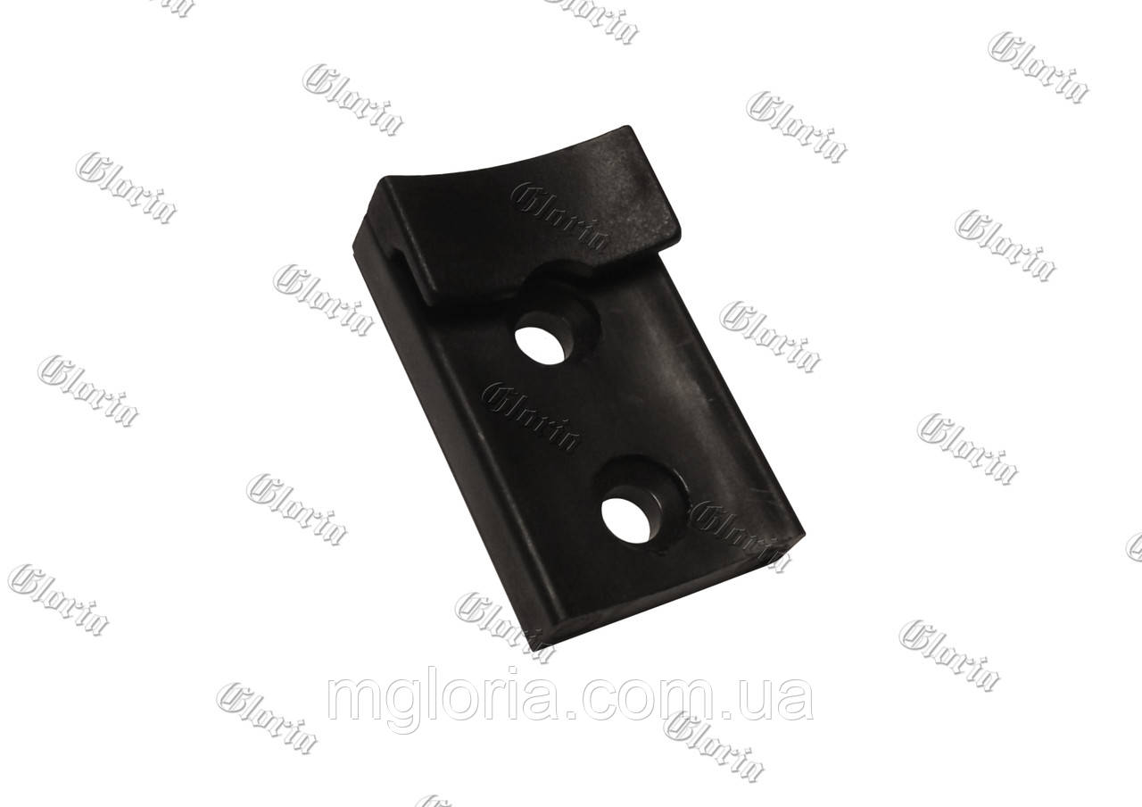 Крепеж к ноге 60 мм элемент короткий PBOUT
