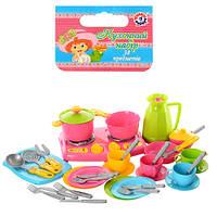 Набор детской посудки 3589