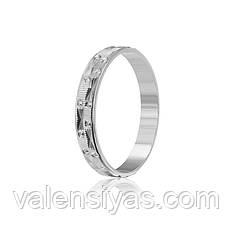 Серебряное кольцо К2/531
