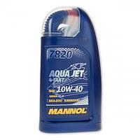 Моторное масло Mannol 7820 Aqua Jet 4-Takt (1л)