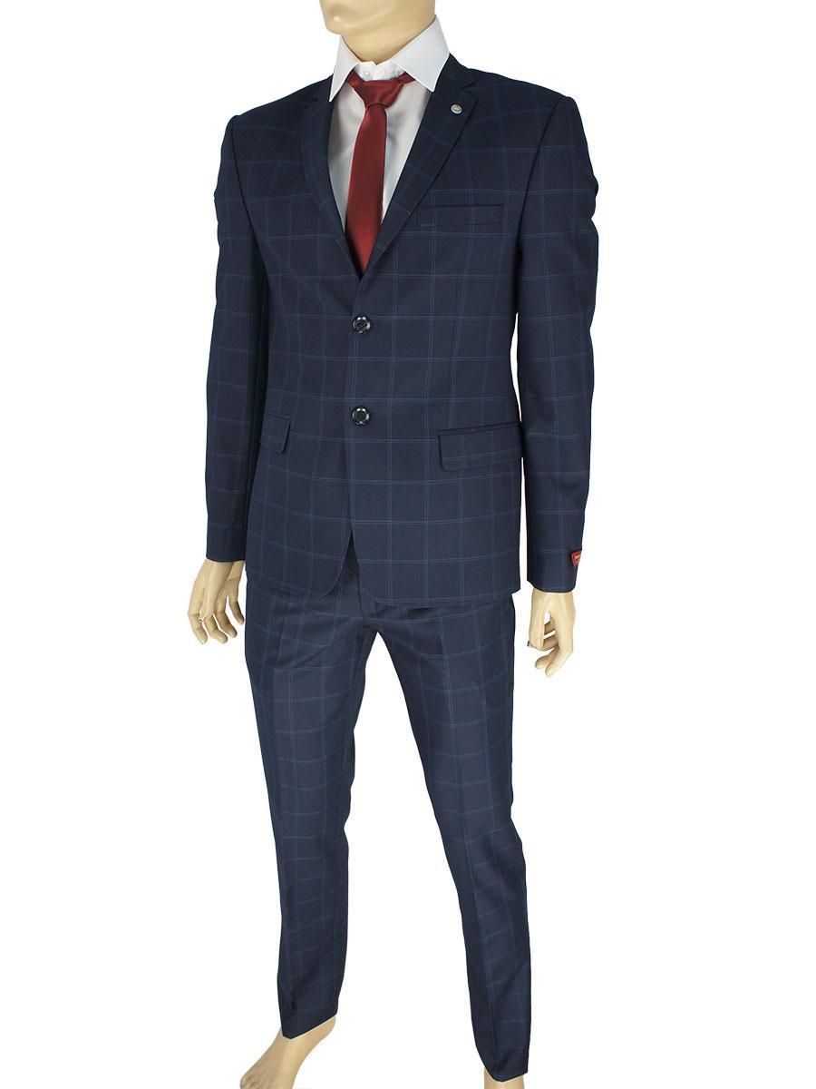 Костюм мужской классический Daniel Perry TEM.11 3 - Магазин мужской одежды