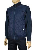 Стильная мужская куртка Fabian 5623 синяя