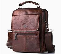 """Мужская сумка барсетка """"Everyday 2"""" из натуральной кожи"""