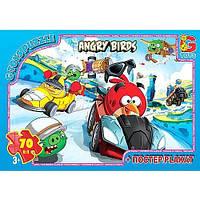 "Пазлы  из серии ""Angry Birds""  B001025 ТМ ""G-Toys"""