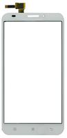 Сенсор (тачскрин) для Lenovo A916 белый