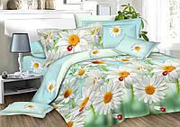 Семейный набор 3D постельного белья из Полиэстера №054 Черешенка™
