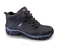 Ботинки  мужские  зимние кожаные  Г2