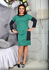 Платье ангора батал , фото 3