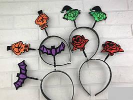 Обруч-рожки Хеллоуин