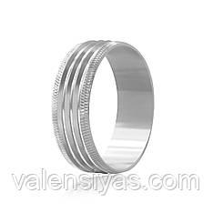 Серебряное кольцо К2/813