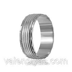Серебряное кольцо К2/814