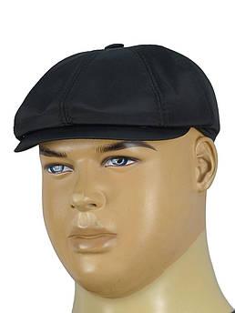 Чорна чоловіча кепка Magneet 8-IS-PLM