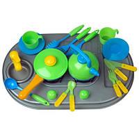 Набор столовой и кухонной посуды 04-41