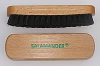 Щетка из натурального ворса для одежды и обуви Salamander