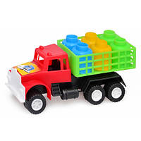 "Машина ""М"" грузовик с бидонами, 03-302"