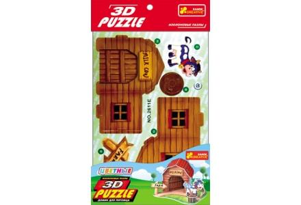 3121-03 Іграшки 3D-пазли