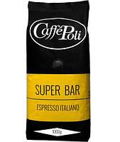 Кофе в зернах Caffe Poli Super Bar 1000 г.