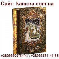 "Чай ""Basilur"" Базилур ""Зимняя Книга, Том 4"", 100 г, жесть"