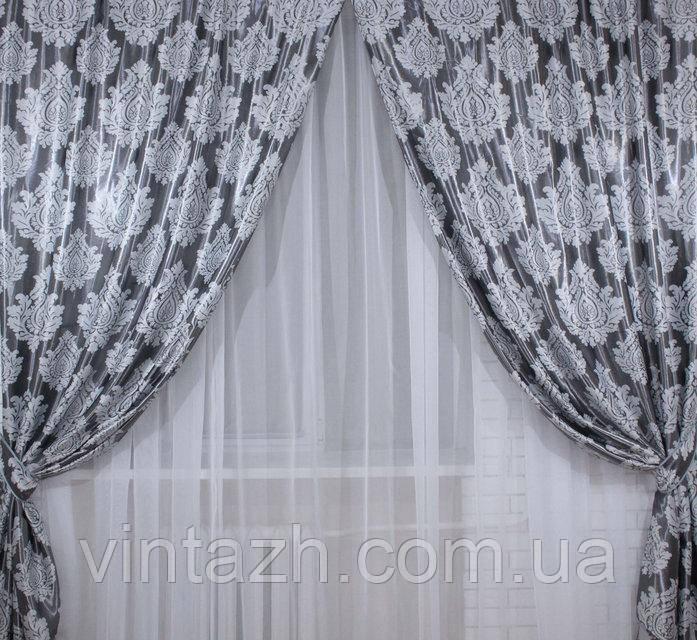Комплект штор  для спальни