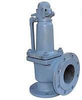 Клапан предохранительный СППК4Р-40 (17с29нж) Ду 25х40