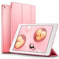 "Кожаный чехол ESR Yippee Color Sweet Pink для iPad 9.7"" (2017)"