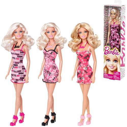 Лялька Барбі