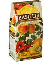 Листовой чай фруктово-цветочный Индийское лето картонная упаковка 100 г.