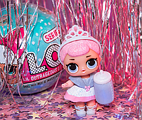 Коллекционная Игрушка Кукла LOL Surprise Сюрприз в Шарике Куколка ЛОЛ для Девочек