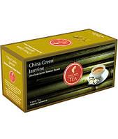 Пакетированный зеленый чай Julius Meinl с Жасмином 25 шт.